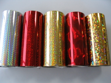 new pattern hot staming foil